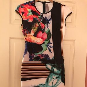 Clover Canyon below the knee dress size 0